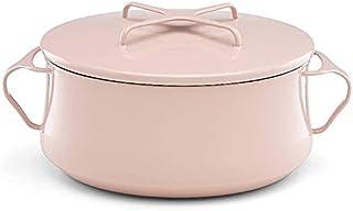 Dansk Pink Kobenstyle 4 Qt. Casserole, 6.15 LB