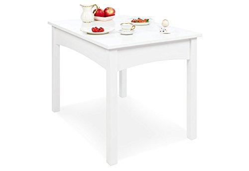 Pinolino 201413 Table pour enfants 'Martha' blanc