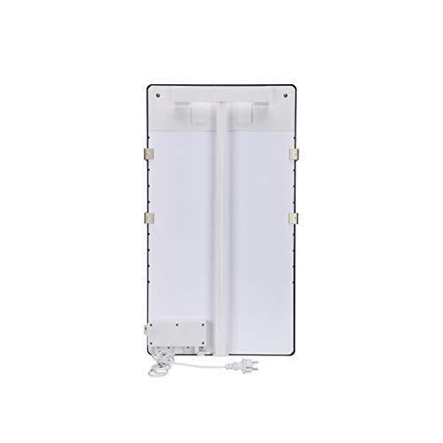 44x86cm Bad-heizkörper mit Handtuchhalter Edelstahl Heizung Handtuch-trockner Bild 4*