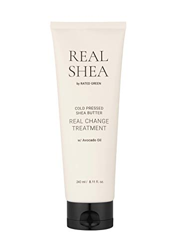 RATED GREEN REAL SHEA REAL CHANGE TREATMENT 240 ml