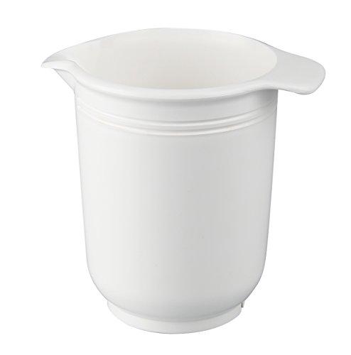 Dr. Oetker Rührbecher, Kunststoff, weiß, 1 L