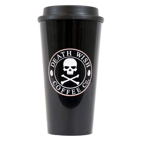 Death Wish Cafe Cup
