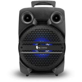 Alien Pro Bafle Amplificado Beta 8″ Bluetooth USB FM