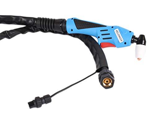WELDINGER Plasmabrenner PB50 (PT31) 4 m bis 50 A für Plasmaschneider PS 51/PS52/EPS 180 - 3