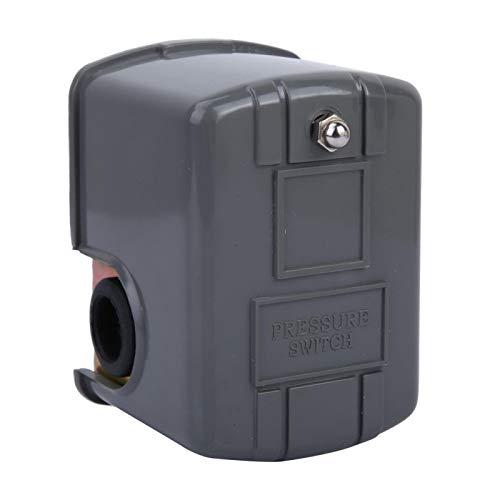 Controlador de interruptor de rosca ZG1 / 4'interruptor de presión gris interruptor de control de presión de bomba de agua para autocebado para jardín