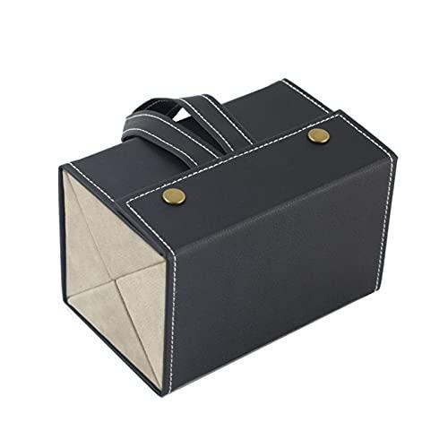 Taloit Estuche de gafas de sol, caja exterior de gafas de sol de cartón, caja de almacenamiento Tipo de caja de exhibición portátil multifuncional