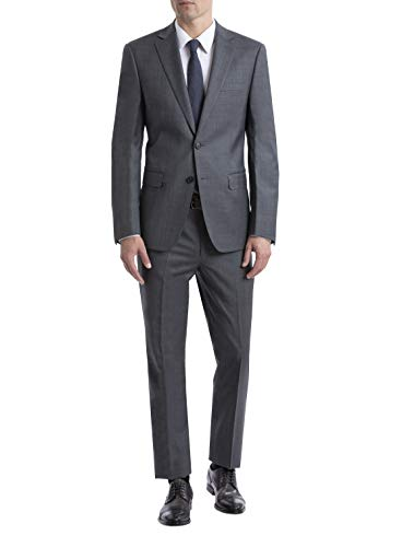 Opposuits Men's Summer Suit - Flaminguy - Includes Shorts, Short-Sleeved Jacket & Tie- US44