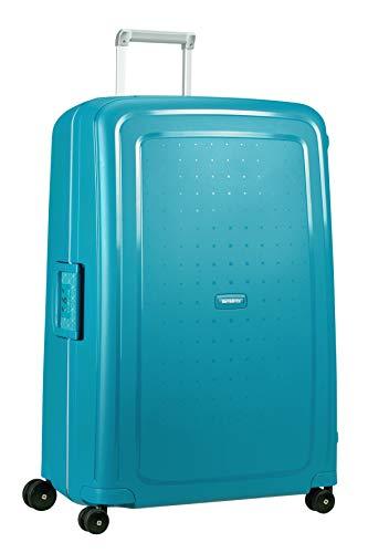 Samsonite S'Cure - Spinner XL Maleta, 81 cm, 138 L, Azul (Petrol Blue Capri)