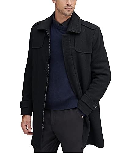 앤드류 마크 맨스 에드먼드 탑코트 재킷의 마크 뉴욕