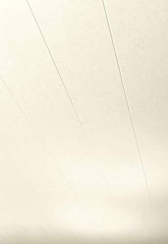 Parador Wand & Decke Novara - Romana Dekor - Dekorpaneele feuchtraumgeeignet, einfache und schnelle Montage - 1242 x 192 x 10 mm