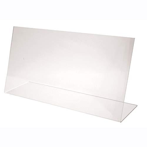 Vitrine de protection plexi - 100 cm - H 32cm