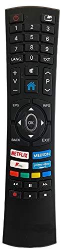 BELIFE® Fernbedienung passend für MEDION RC1823 - MSN:40069106