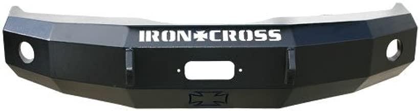 Iron Cross Automotive 20-715-07 Heavy Duty Front Bumper for 2007 to 2013 Toyota Tundra