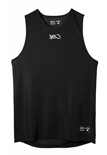 k1x hardwood anti gravity jersey schwarz/weiß