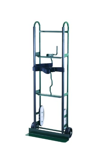 Harper Trucks 6781 Harper Appliance Hand Truck, Dark Green