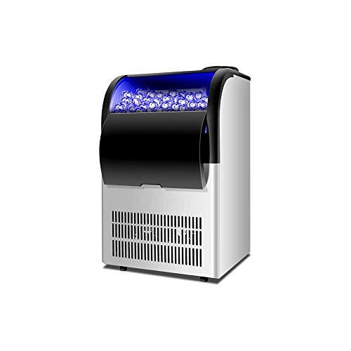 HIZLJJ Eiswürfelmaschinen, EIS-Hersteller - Compact Top Load pro Tag Kapazität - ideal for Hosting nie aus dem EIS Wieder