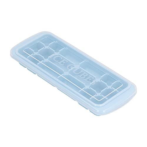 Stampo per ghiaccio, stampi per ghiaccio in silicone blu Forniture per la casa con design del coperchio per torta sushi