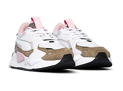Puma RS-Z Reinvent Wns, Zapatillas de Running Mujer, White, 36 EU