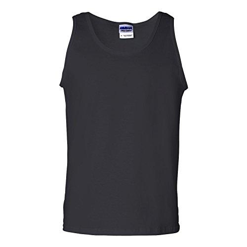 Gildan Sudadera Preencogido Banded Dobladillo Inferior Camiseta de Tirantes