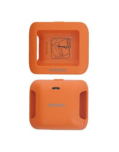 Original Ladestation für Samsung SM V700Galaxy Gear, orange, EE-DV700