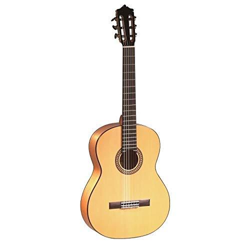Gitarre Flamenca Martinez Modell Spanien ES-08 Deckel massiv hergestellt in Spanien