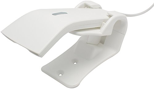 スター精密 mCollection(mPOP mC-Print2 mC-Print3)専用 有線式バーコードリーダー(バーコードスキャナー) BCR-POP1 WHT USB接続 ホワイト