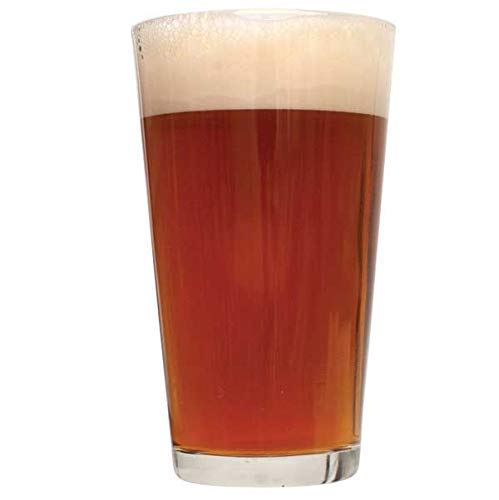 Northern Brewer - West Coast Radical Red Amber Ale Extract Beer Recipe Kit Makes 5 Gallons