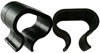 Do4U 12pcs Outdoor Patio Wicker Furniture Alignment Sofa Rattan Chair Sofa Fasteners Clip Sectional Connector - non slip M...