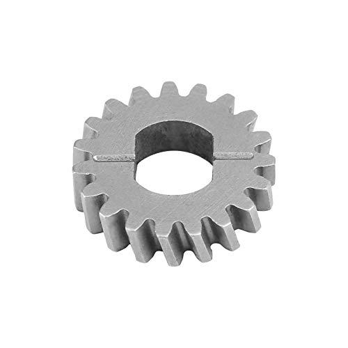19 Teeth Motor Gear, Carbon Steel Sunroof Motor Gear Repair Kit for Benz W164 X164 W251 W211 W204 W210