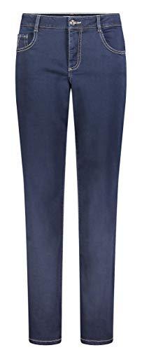 MAC Gracia Damen Jeans Hose 0380538190 D801, Größe:48W / 30L, MAC-D-Farbe-HW19:D801