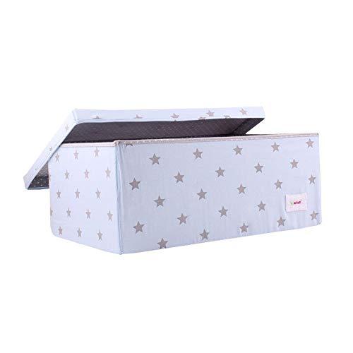 Minene - Caja grande de almacenamiento con tapa