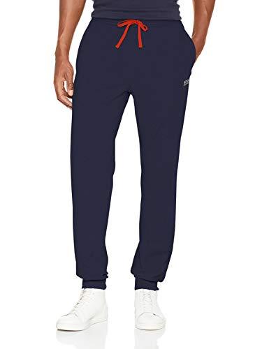 BOSS Herren Mix&Match Pants Sporthose, Blau (Dark Blue 402), W43(Herstellergröße:XL)