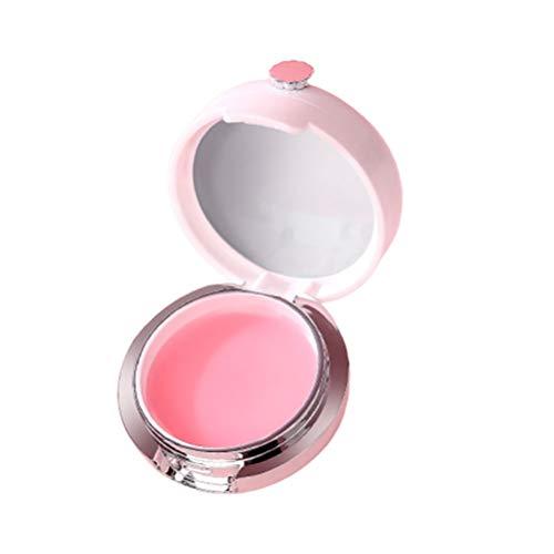Milisten 1 Pc Lèvres Masque Exfoliant Hydratant Lèvre Masque de Sommeil pour Les Filles Nuit Femmes
