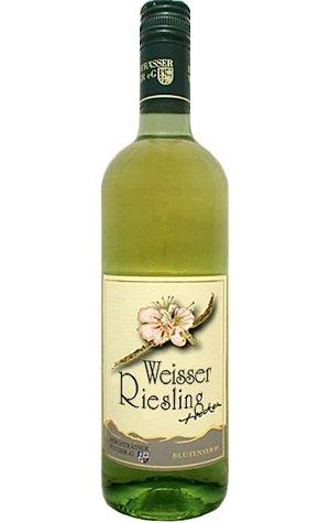 Bergsträsser Winzer eG Blütenserie Weißer Riesling 2016 Weisswein 0,75 L