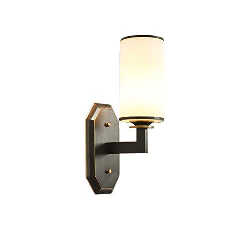 SACYSAC wandlamp van koper met Amerikaanse scheepslamp, eenvoudige woning van Pranzo camera bedlampje