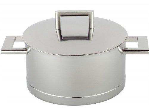 Demeyere 71320 pan (zilver, zilver, roestvrij staal, roestvrij staal)