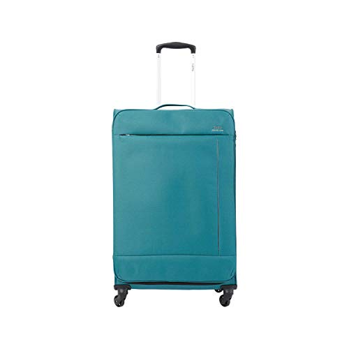 Totto-Maleta 4 Ruedas Mediana Color Azul Ocean - Travel Lite
