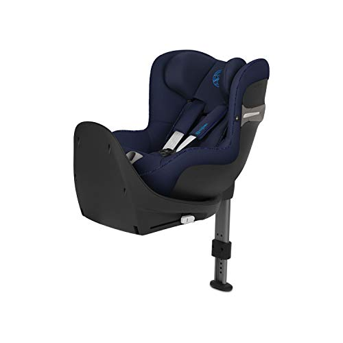 CYBEX Gold Sirona S i-Size, siège auto de la naissance à 4 ans environ (105 cm, 18 kg max.) ISOFIX Indigo Blue