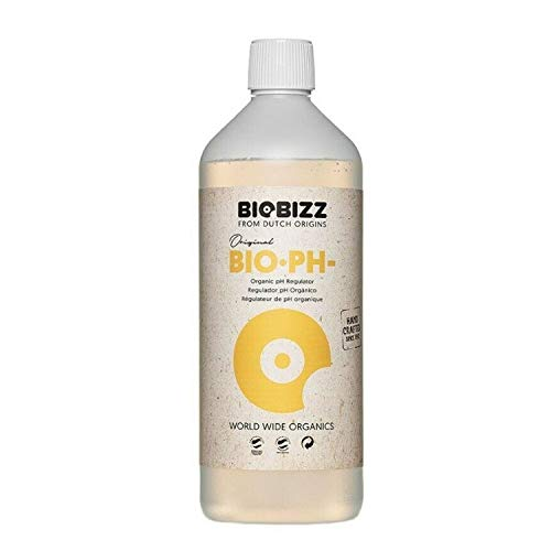 BioBizz Bio pH Minus 1L - organischer pH Senker (Zitronensäure)