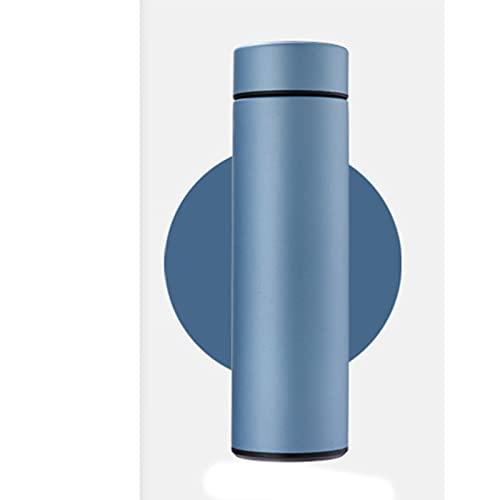 Yfanhan termos mugg med temperatur display high-end intelligent termos rån temperaturmätning mugg företag akut mobil power rånar hem,Blue