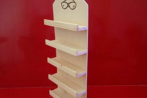 Sauna-Brillenhalter-FUR-5-BRILLEN-Brillenregal-Brillenablage