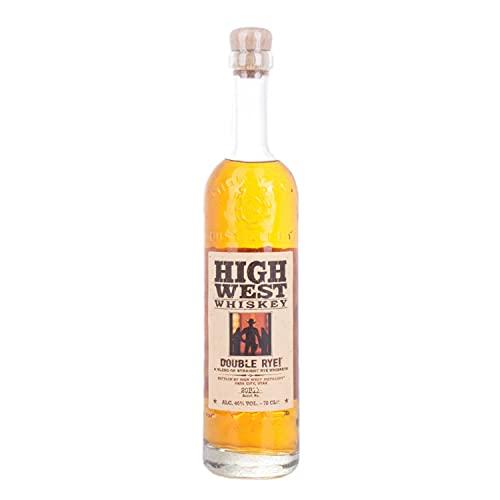 High West Whiskey DOUBLE RYE! 46% - 700ml