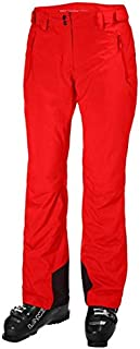 Helly Hansen Legendary Insulated Pants Women's Pants - Red, Large