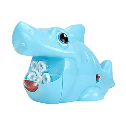 Webla Máquina de burbujas para niños Máquina de burbujas de juguete 100Ml(B)