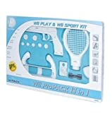 wii accessories guitar hero Colore bianco Xtreme Kit Sport Wii pack 13 in 1 - Classics - Nintendo Wii
