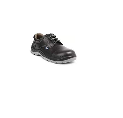 ALLEN COOPER 1177 Steel Toe Leather Safety Shoe Size - 6