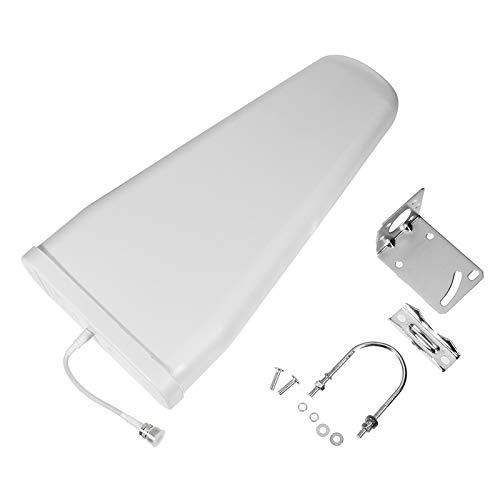 Diy Family Store Amplificador de la señal 2G 3G 4G Antena Exterior 800-2700Mhz Log Periódica de Antena, Utilizado para la...