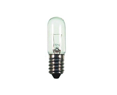 S+H Röhrenlampe 16x54 mm Sockel E14 24-30 Volt 6-10 Watt