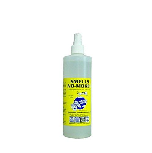 Planet Urine Smells No More! Cat Urine and Dog Urine Odor Eliminator, Unscented Deodorizing Spray for Pets, 16 Ounce Bottle