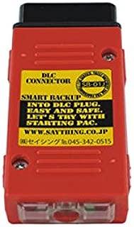 SAYTHINGセイシングSB-01JメモリバックアップOBD2コネクタ接続サージアブソーバー・逆流防止機能付